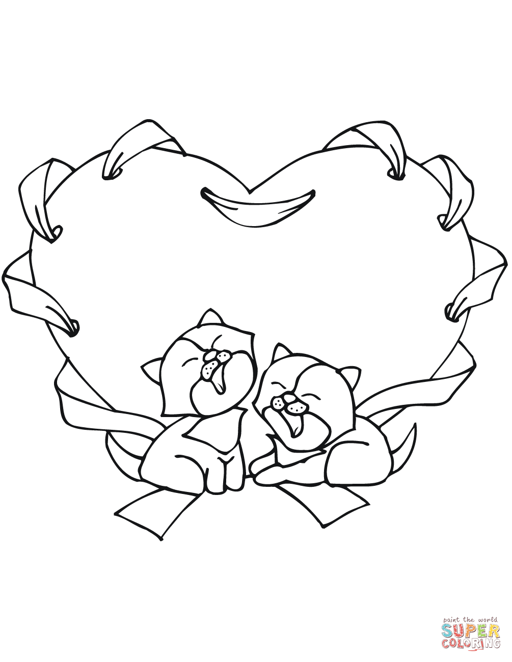 Love Bird Coloring Pages Love Bird Coloring Page Free Printable Coloring Pages