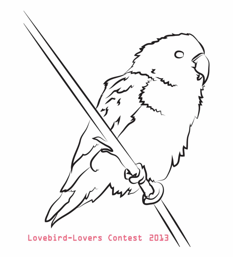 Love Bird Coloring Pages Love Bird Coloring Pages With Opticanovosti B3d933527d71 Lovebird