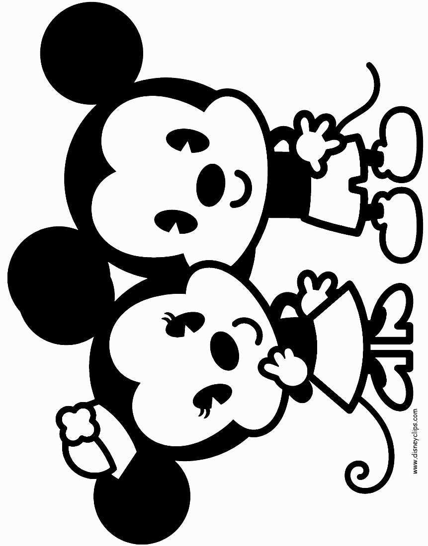 Mickey And Minnie Coloring Pages To Print Coloring Pages Mickey Minnie Mouse Coloring Pages Free Printable