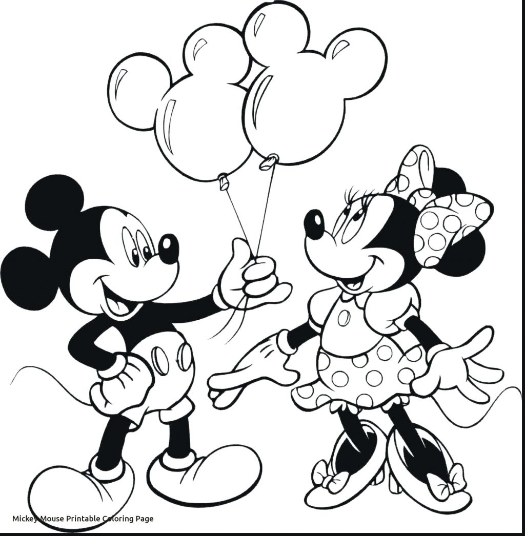 Mickey Mouse And Minnie Coloring Pages Coloring Page Colorings Mickey And Minnie Mouse Christmas Best