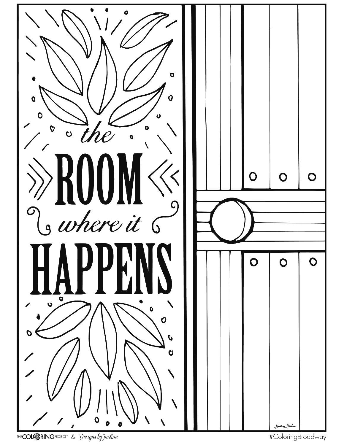 My Room Coloring Pages Page 41 Leblogdemanu Kids Coloring Area