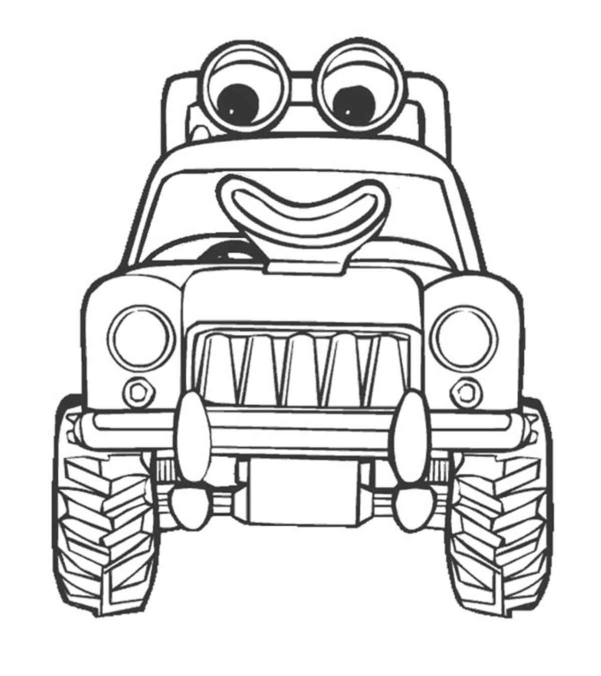 My Room Coloring Pages Top 25 Free Printable Tractor Coloring Pages Online