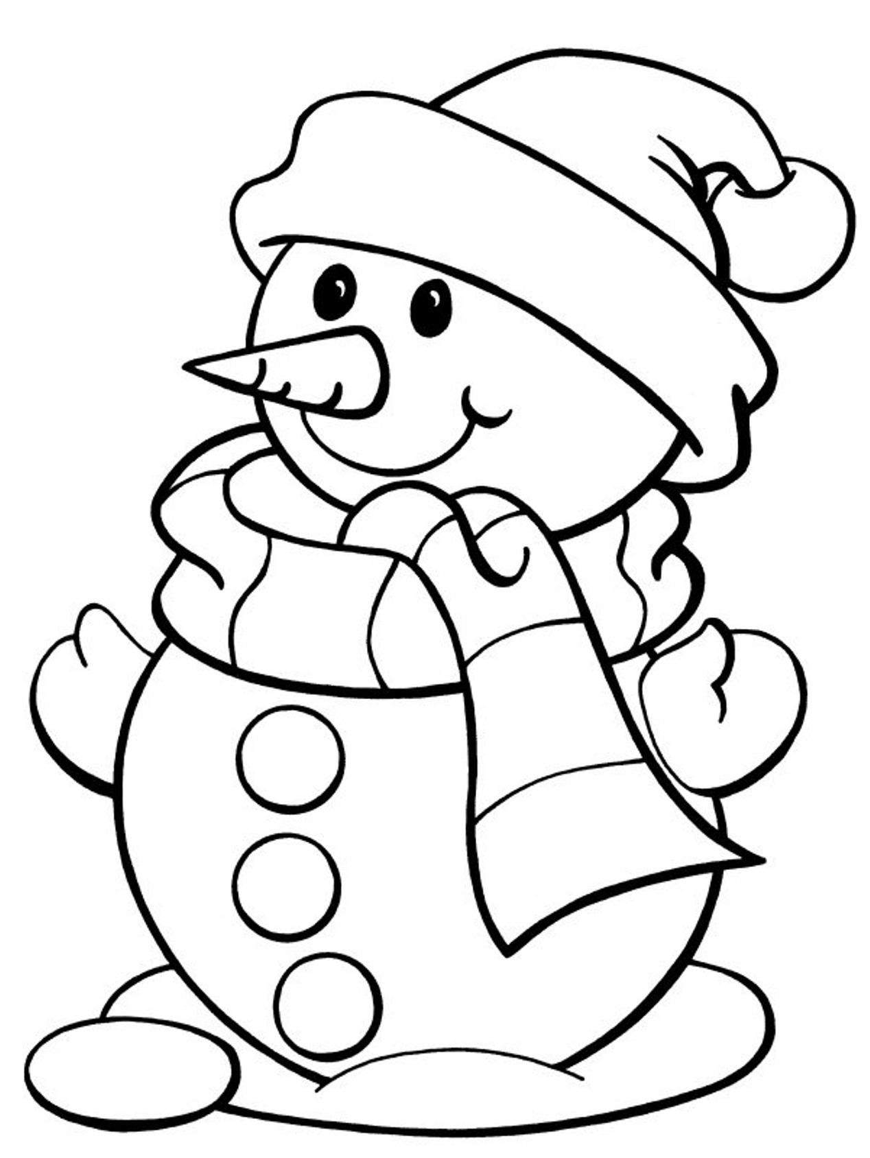 November Color Pages Winter Coloring Pages To Download And Print For Free