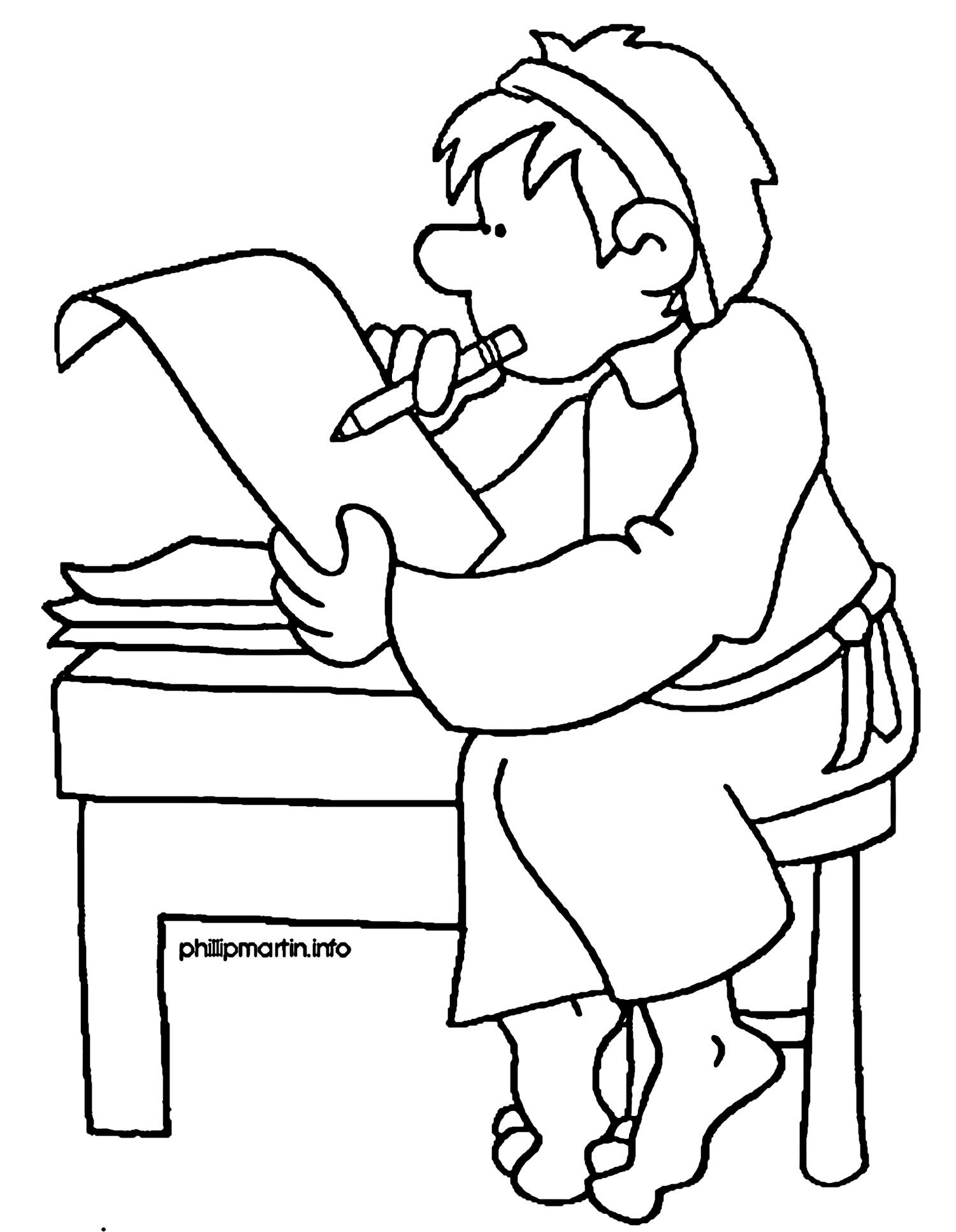 Paul Coloring Pages Apostle Paul Coloring Page 04 Wecoloring
