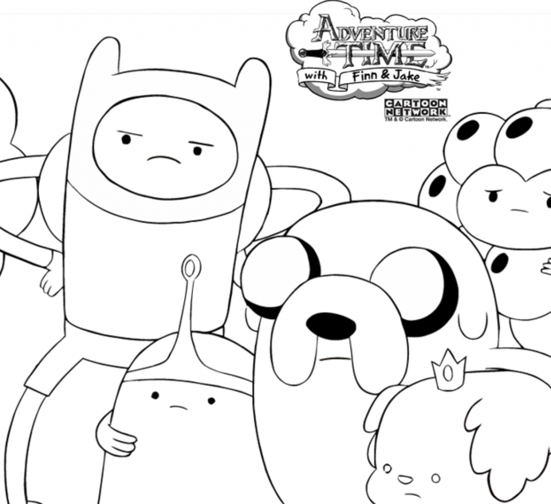 Paul Coloring Pages Jake Paul Coloring Pages Printable The Name Adventure Time To Print