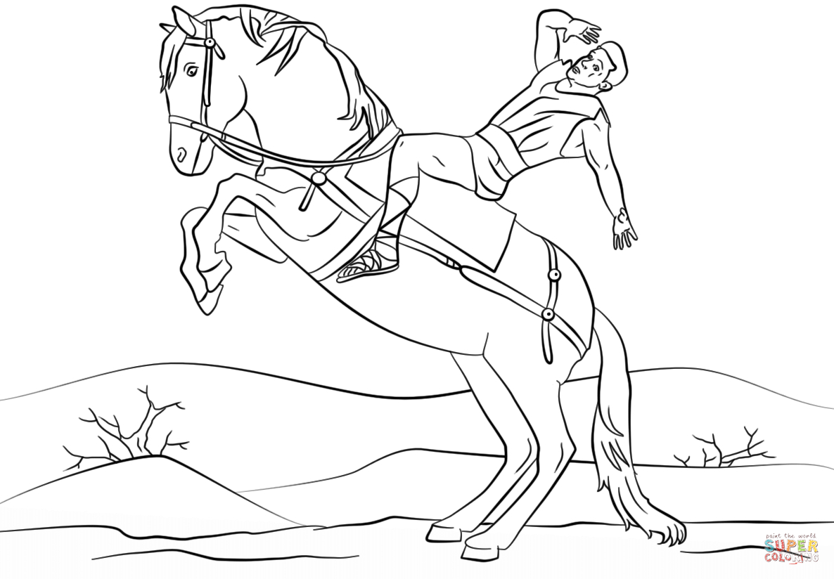 Paul Coloring Pages Saul Becomes Paul Coloring Page Free Printable Coloring Pages