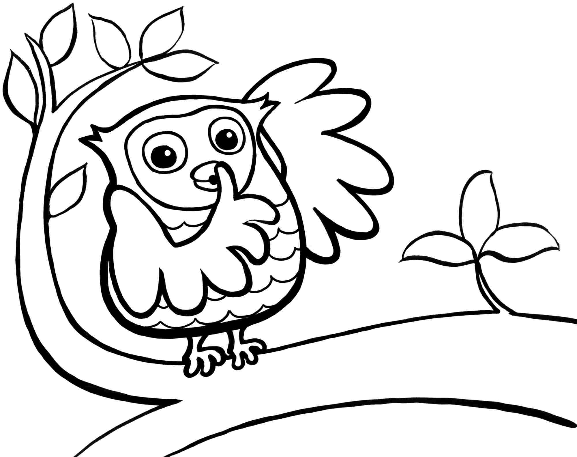 Pdf Coloring Pages For Kids Coloring Pages Coloring For Kindergarten Pdf At Free Printable