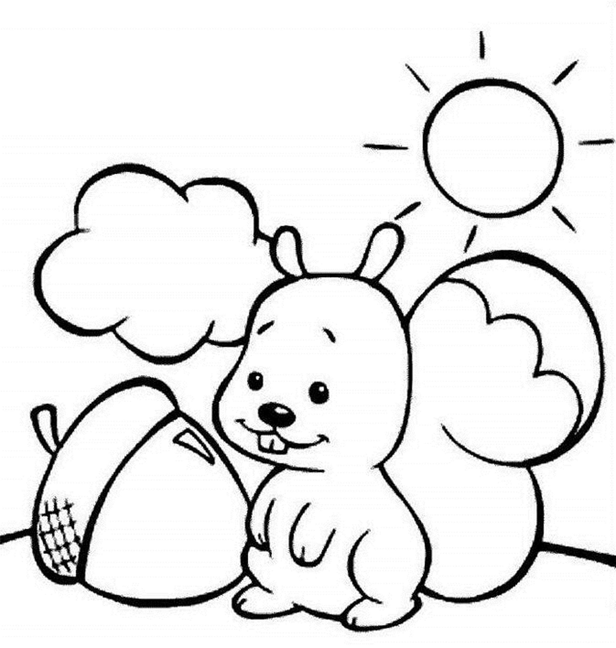 Pdf Coloring Pages For Kids Coloring Pages Free Printable Pictures Of Flowers Clip Art