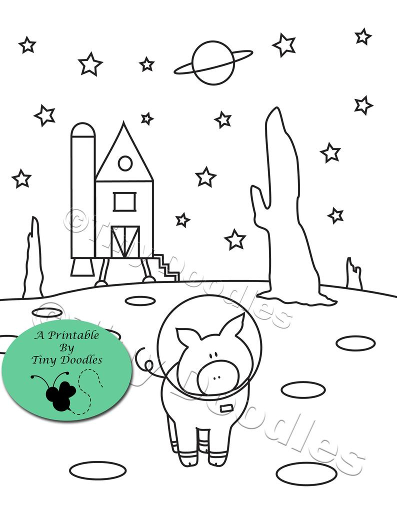 Pdf Coloring Pages For Kids Kids Coloring Pages Pigs Pdf Colouring Pages Coloring Pages Kids Printables Pdf Coloring Page Coloring Sheets Cute