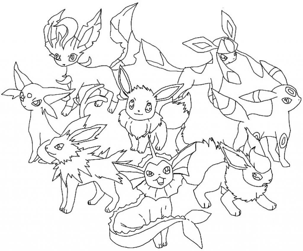 Pokemon Eevee Evolutions Coloring Pages Coloring Pages E144a4e0b4d0297579af9151c28ed861best Pokemon