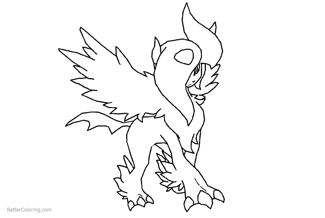 Pokemon Eevee Evolutions Coloring Pages Pokemon Coloring Pages Eevee Evolutions Free Printable Coloring Pages