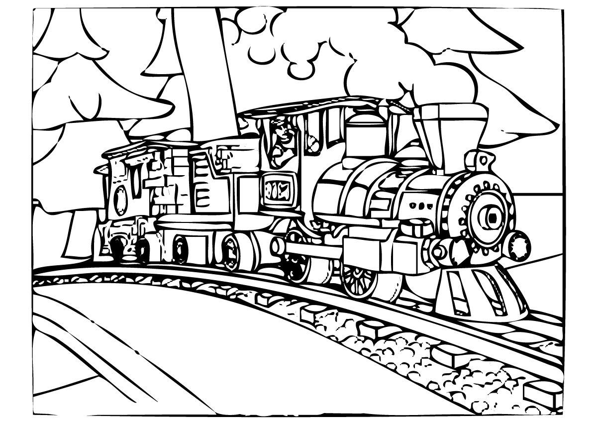 Polar Express Color Pages Polar Express Coloring Pages Best Coloring Pages For Kids
