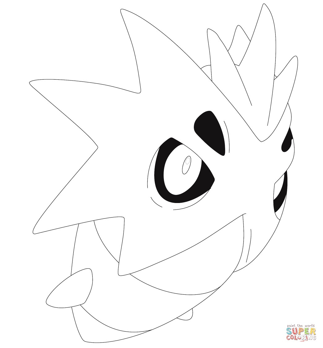 Poochyena Coloring Pages Mightyena Coloring Pages Pok Mon X And Y Free Hoofard