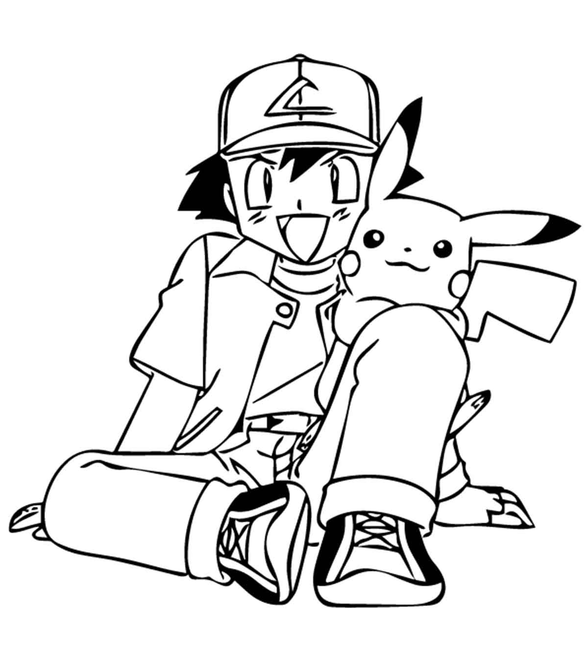 Poochyena Coloring Pages Top 93 Free Printable Pokemon Coloring Pages Online