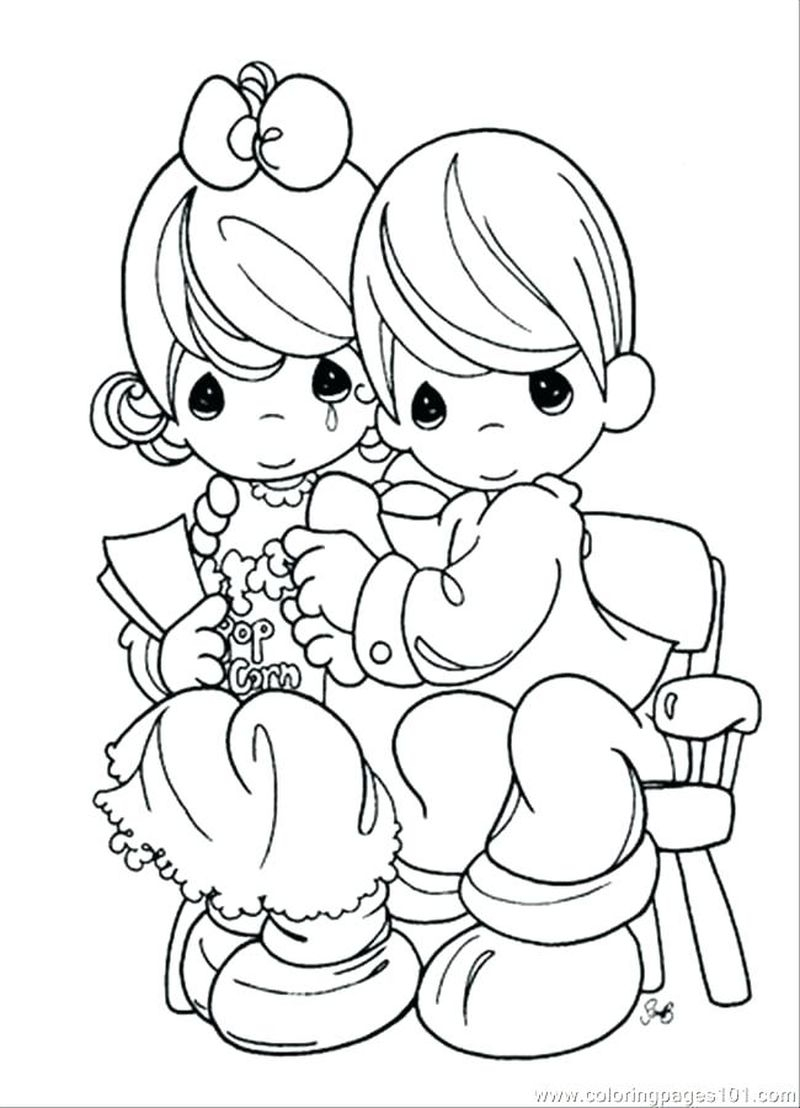 Precious Moments Baby Coloring Pages Ba Precious Moments Coloring Pages Free Coloring Sheets