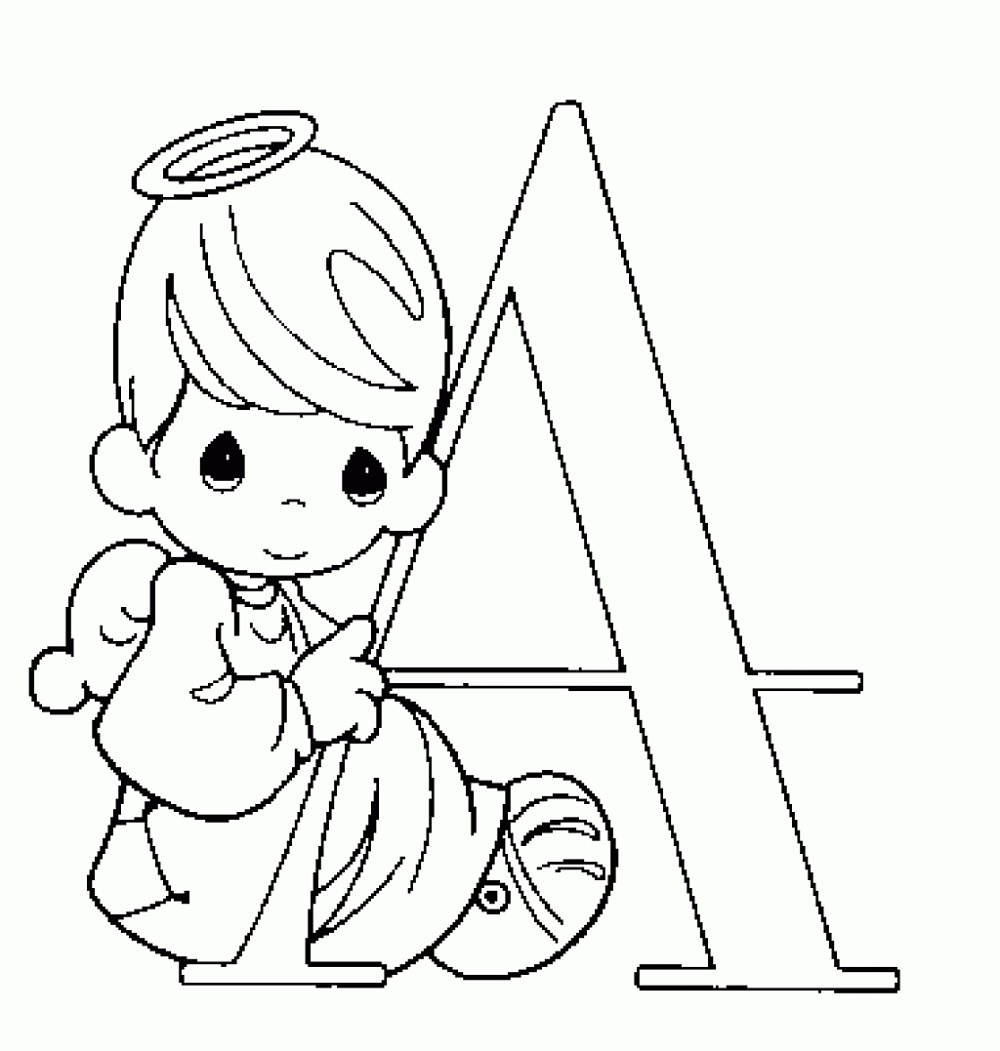 Precious Moments Baby Coloring Pages Precious Moments Coloring Pages To Print K5 Worksheets