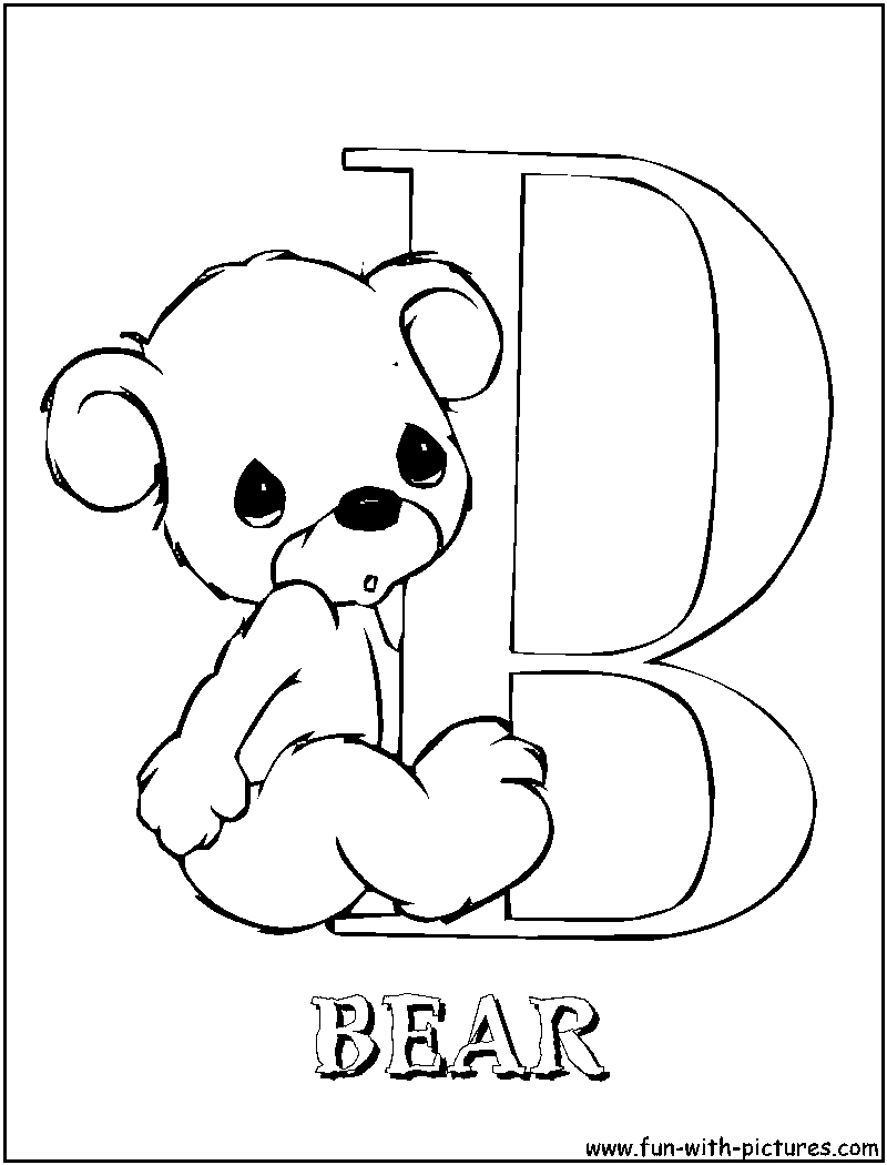 Precious Moments Letters Coloring Pages Precious Moments Alphabet A Z Coloring Pages Coloring Home