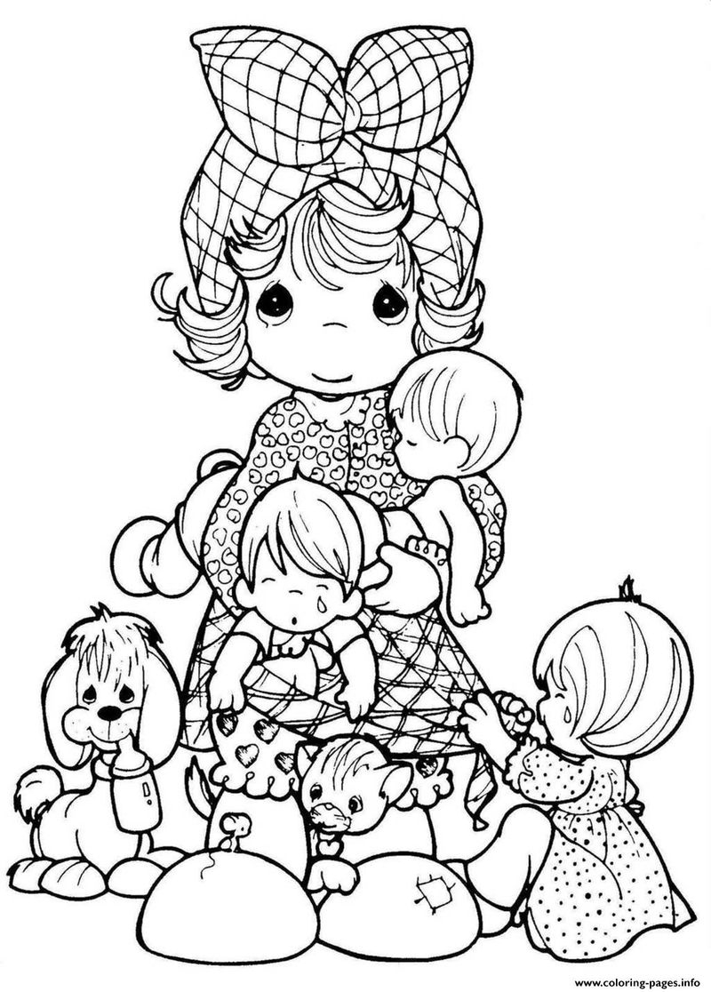 Precious Moments Letters Coloring Pages Precious Moments Alphabet Coloring Pages Free Coloring Sheets