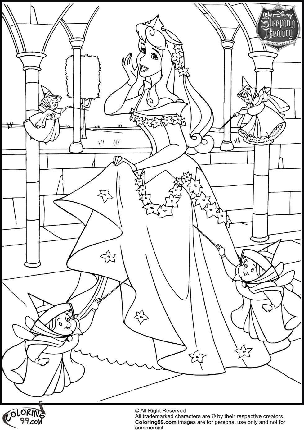 Princess Aurora Coloring Pages Free 24 Aurora Coloring Pages Selection Free Coloring Pages Part 2
