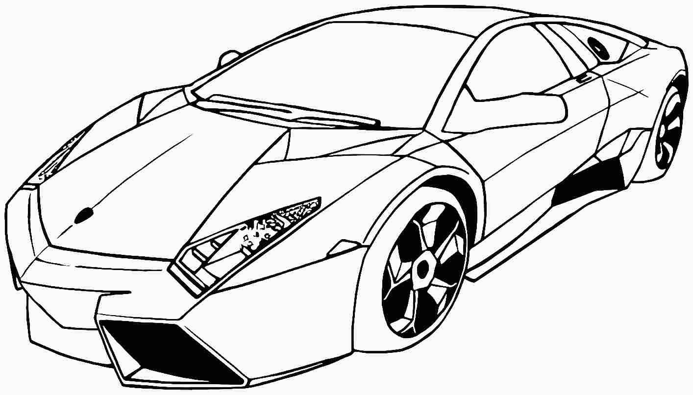 Printable Coloring Pages Cars Car Coloring Pages Best Coloring Pages For Kids For Cars Printable