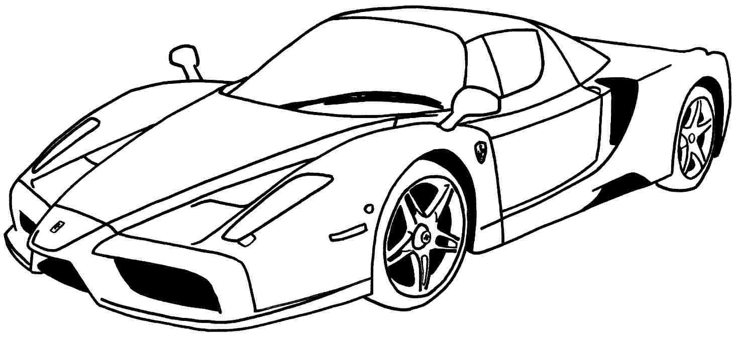 Printable Coloring Pages Cars Coloring Coloring Disney Cars Printable Pages Car Picture