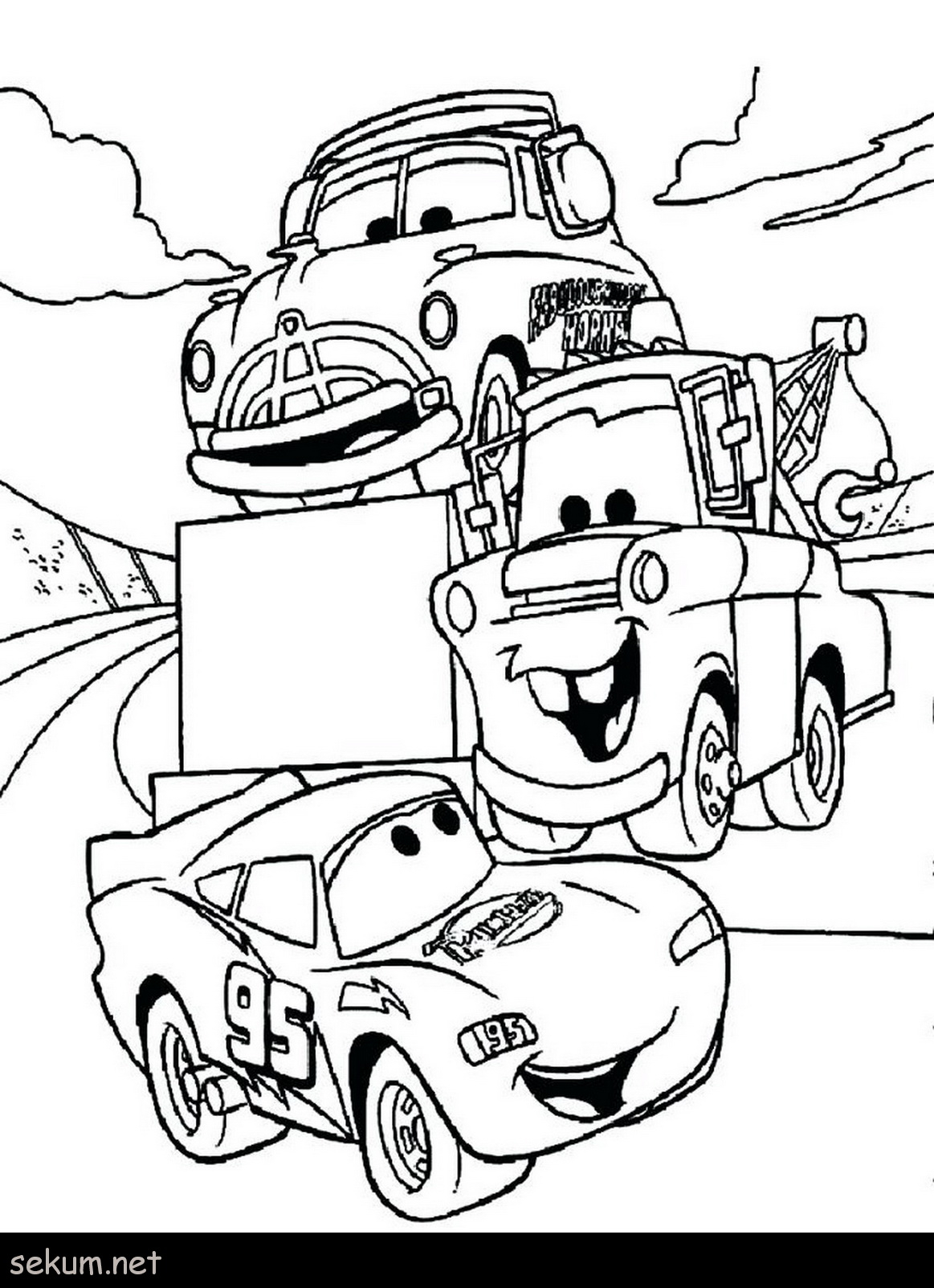 Printable Coloring Pages Cars Coloring Pages Cars Printable Coloring Pages Patinsudouest