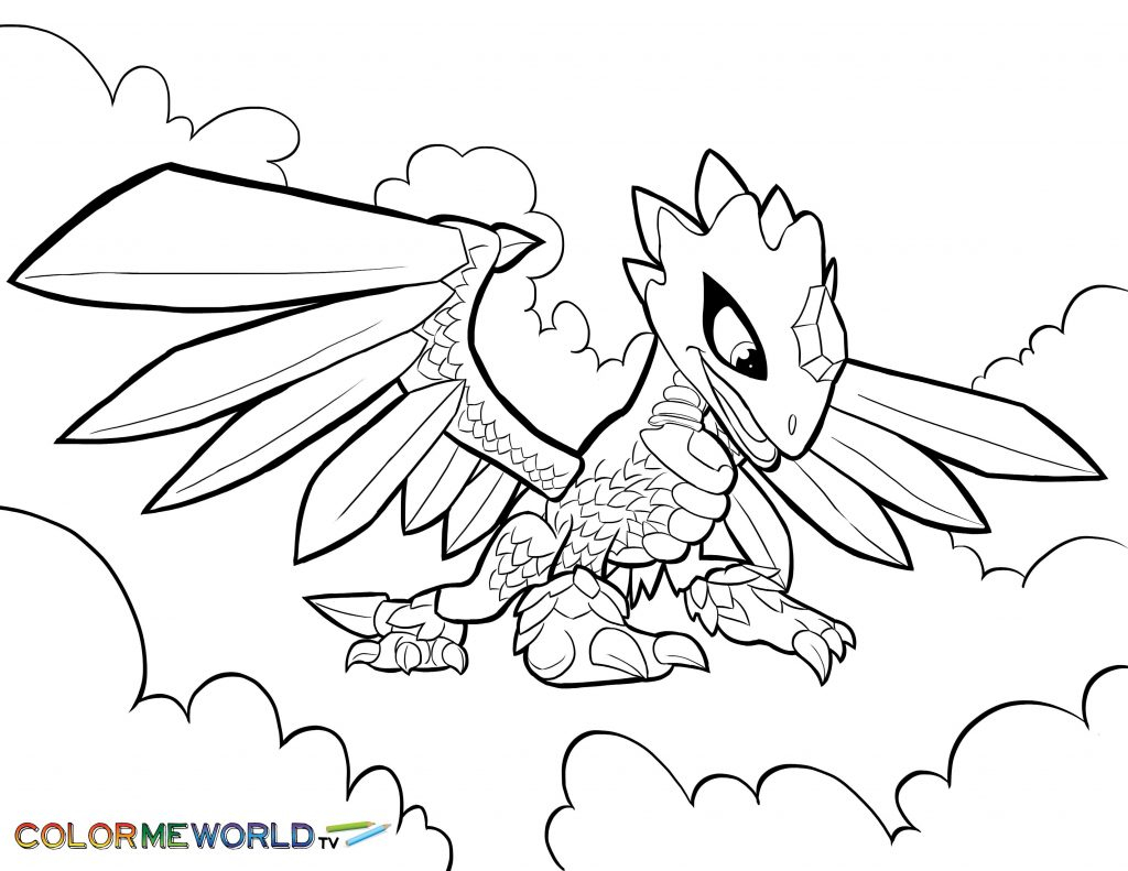 Printable Coloring Pages Skylanders Coloring Page 40 Skylanders Coloring Pages Picture Ideas