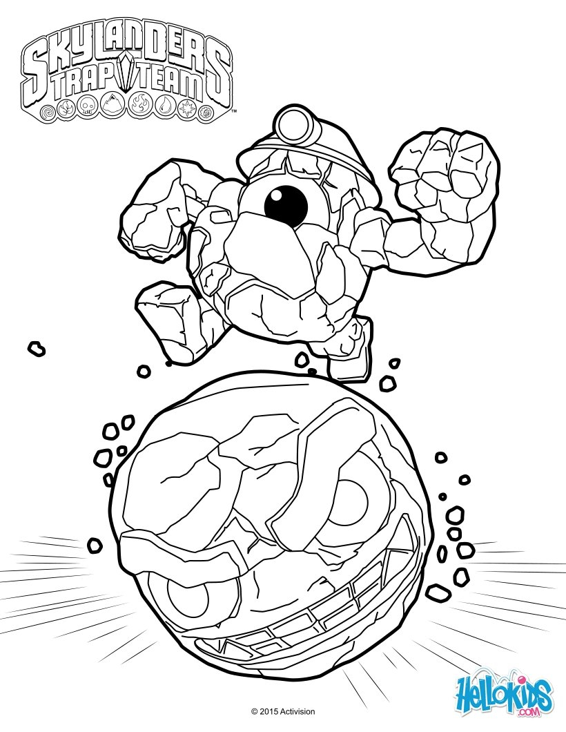 Printable Coloring Pages Skylanders Skylanders Free Coloring Pages Games And Activities For Kids