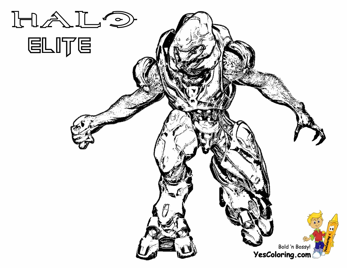 Printable Halo Coloring Pages 27 Halo Coloring Pages Images Free Coloring Pages Part 2