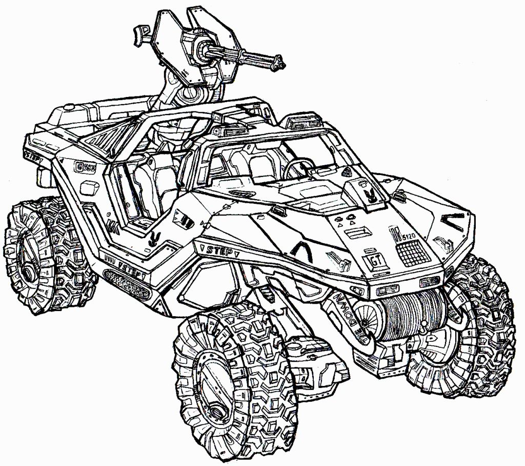 Printable Halo Coloring Pages Download Halo Coloring Pages Armeniephotos