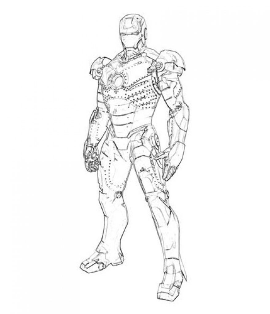 Printable Ironman Coloring Pages Coloring Fabulous Iron Man Printable Photo Ideas Coloring Pages