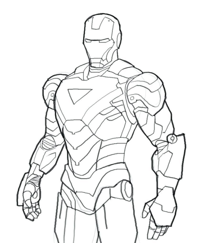 Printable Ironman Coloring Pages Free Printable Ironman Coloring Pages Best Color My World Coloring