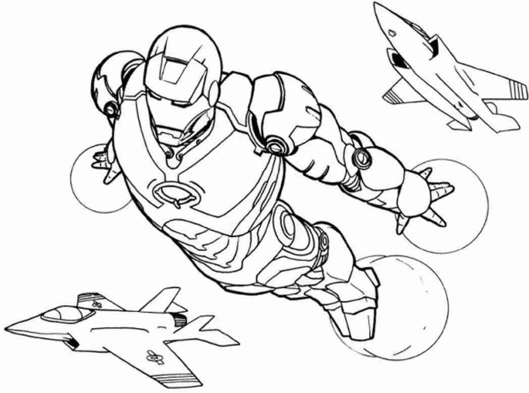 Printable Ironman Coloring Pages Iron Man Coloring Pages Dayleswood