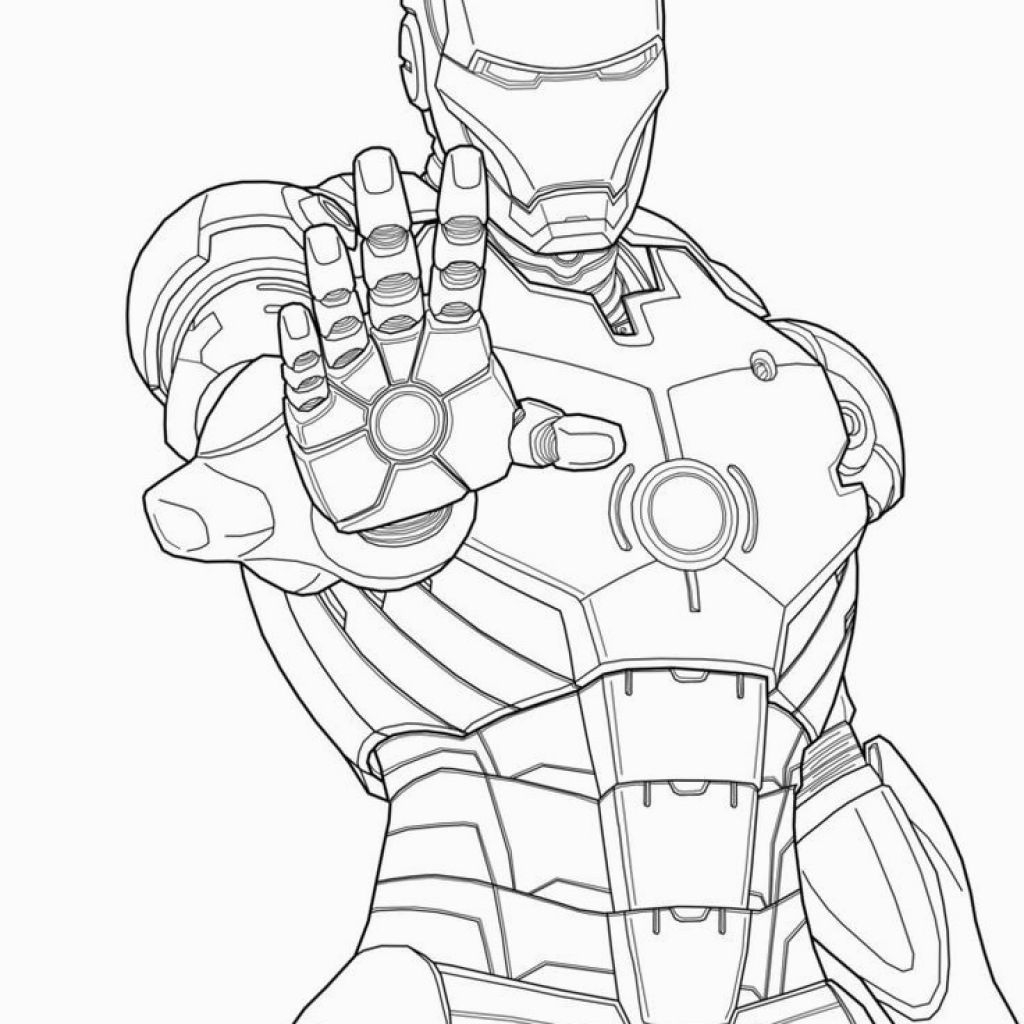 Printable Ironman Coloring Pages Ironman Coloring Pages To Print Enjoy Coloring For Free Printable