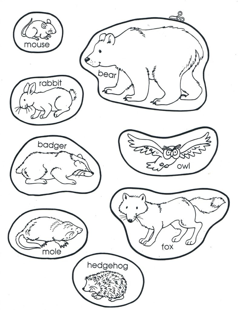 Printable Mitten Coloring Page Coloring Coloring Mitten Page Photo Inspirations Printable At