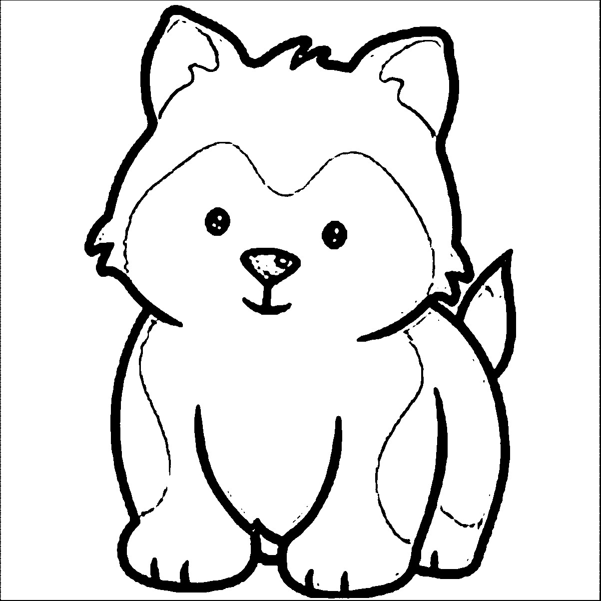Pug Puppy Coloring Pages Pug Clipart Coloring Sheet Picture 184732 Pug Clipart Coloring Sheet