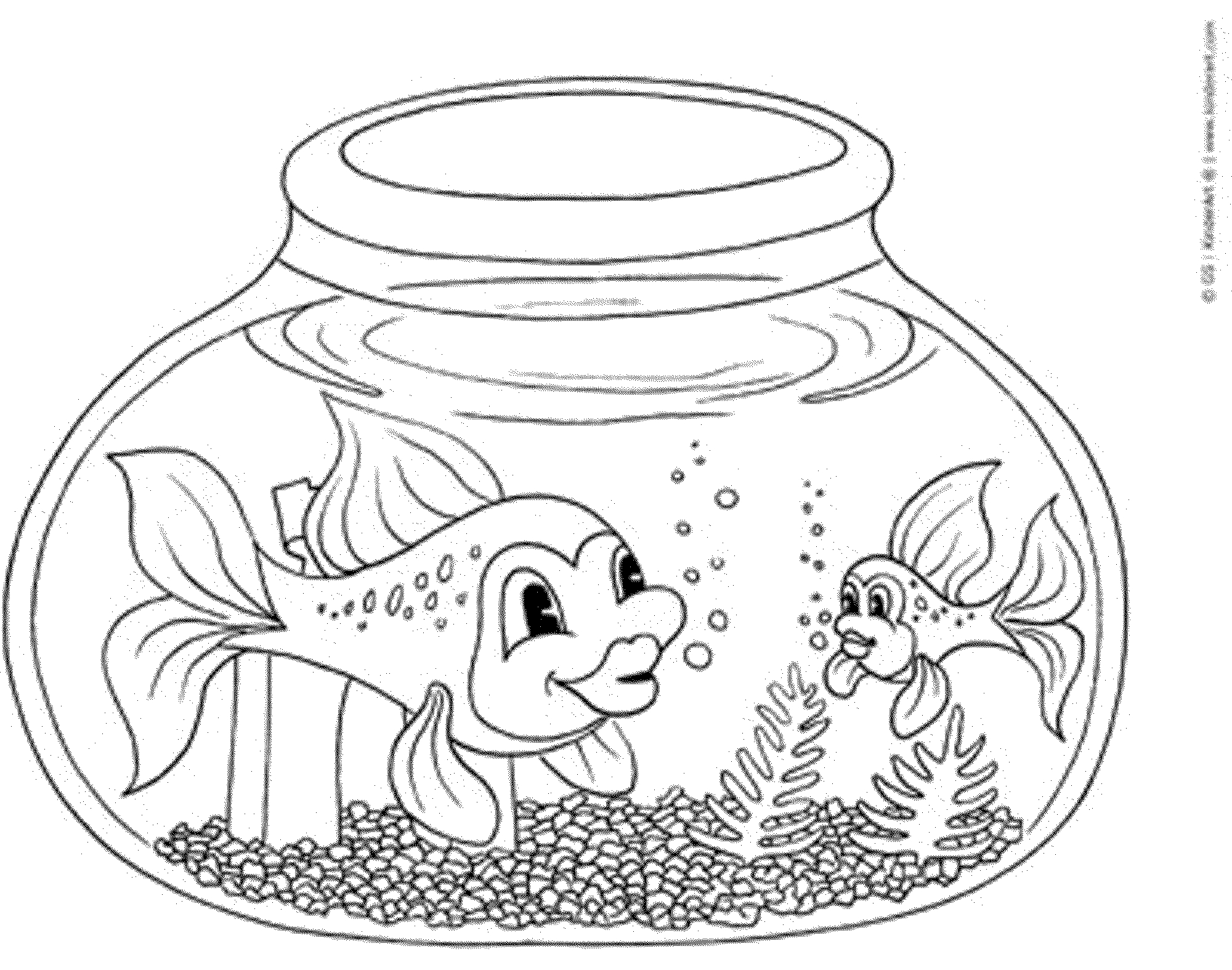 Rainbow Fish Coloring Pages Preschoolers Coloring Pages Fantastic Fish Coloring Pages Ocean Fish Coloring