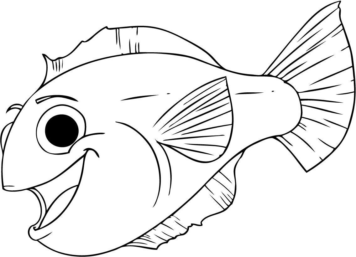 Rainbow Fish Coloring Pages Preschoolers Preschool Fish Coloring Pages Awesome Kids Printable Rainbow Fish