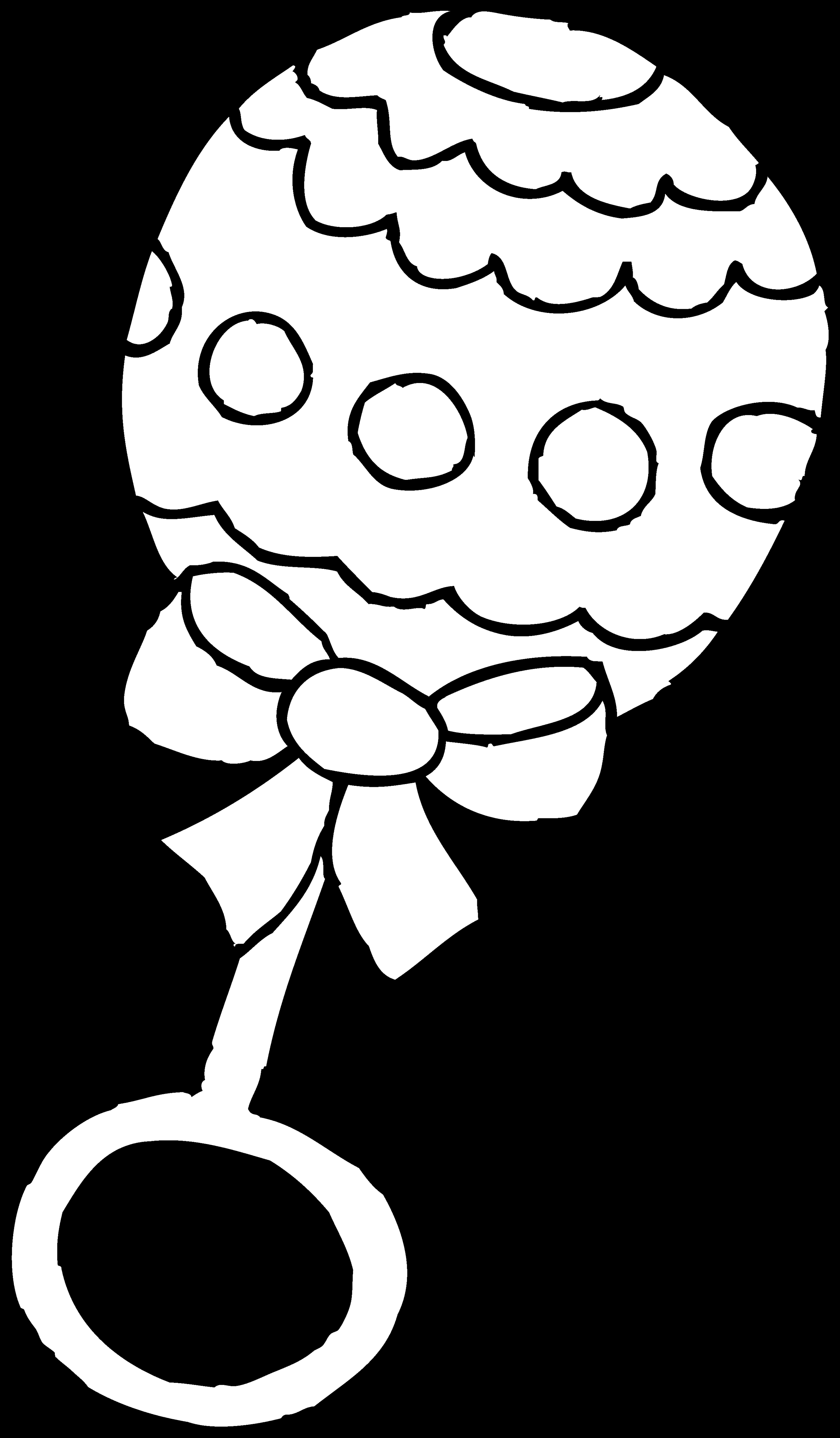 Rattle Coloring Page Collection Of Rattle Clipart Free Download Best Rattle Clipart On