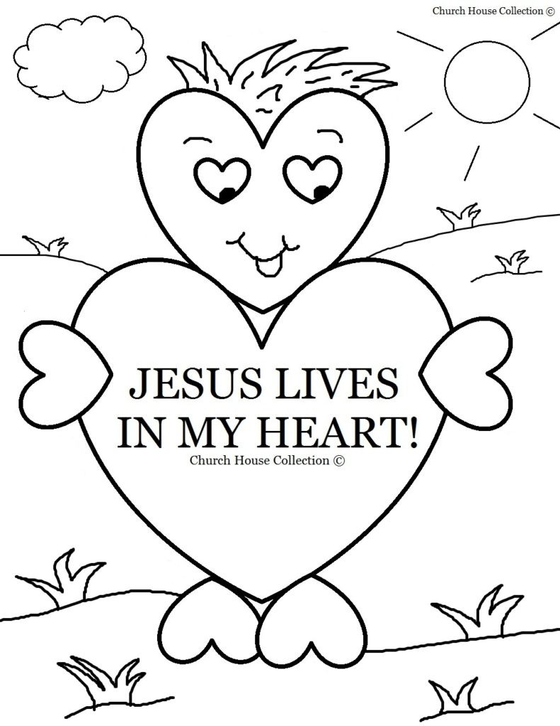 Religious Coloring Pages For Kids Coloring Pages Coloring Pages Free Printableligious For Toddlers