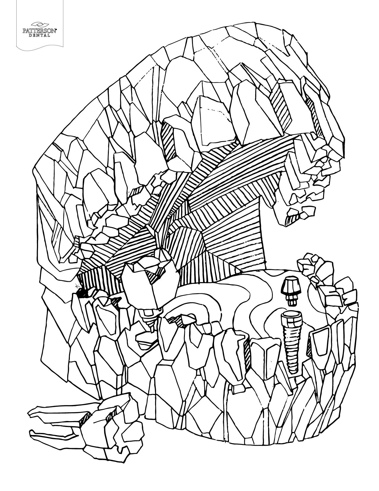 Admirable Pretty Picture Of Rock Coloring Page Vicoms Info Beutiful Home Inspiration Aditmahrainfo
