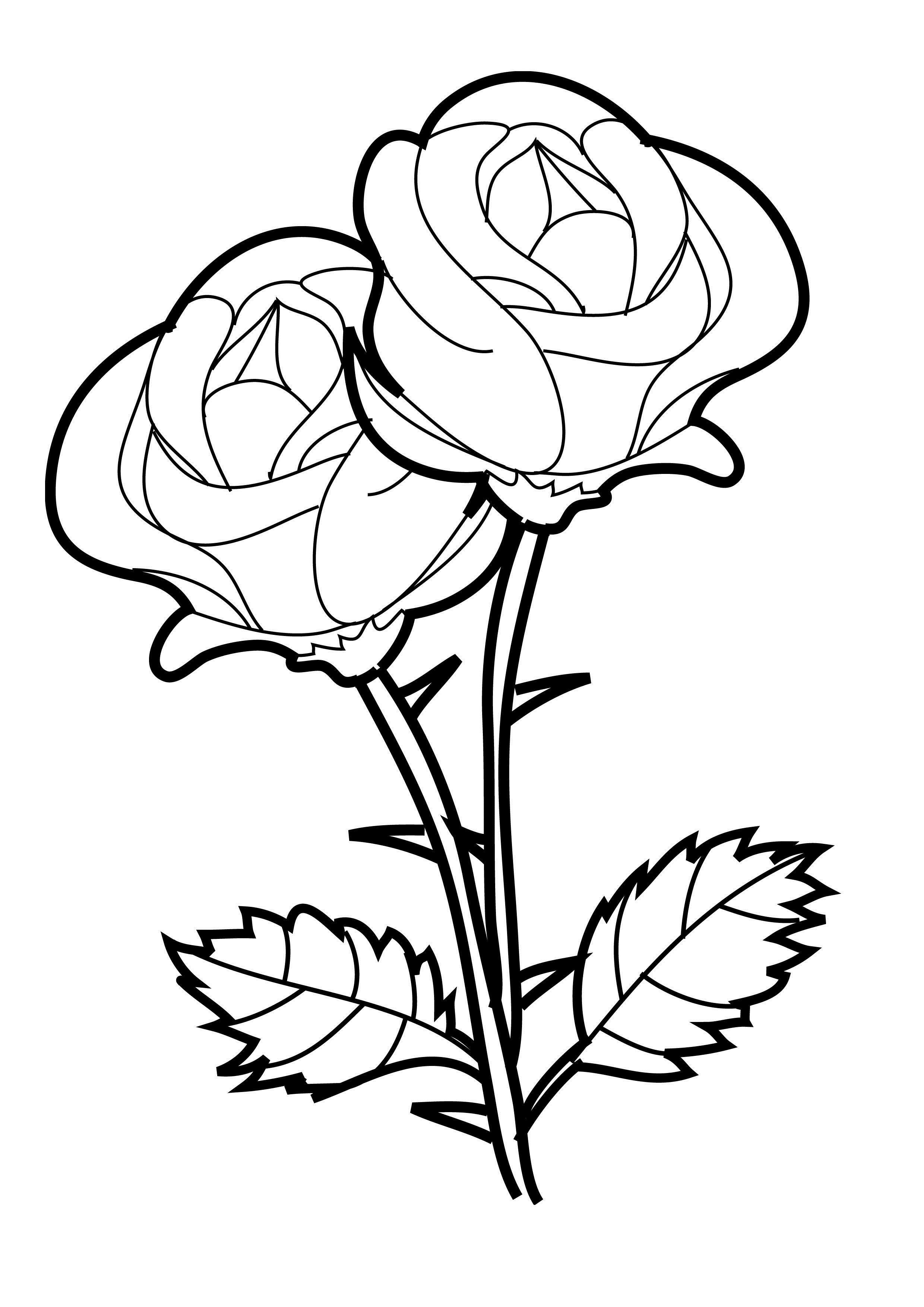 Roses And Hearts Coloring Pages Coloring Book Coloring Pages Of Roses Andearts Book Ideas Flower