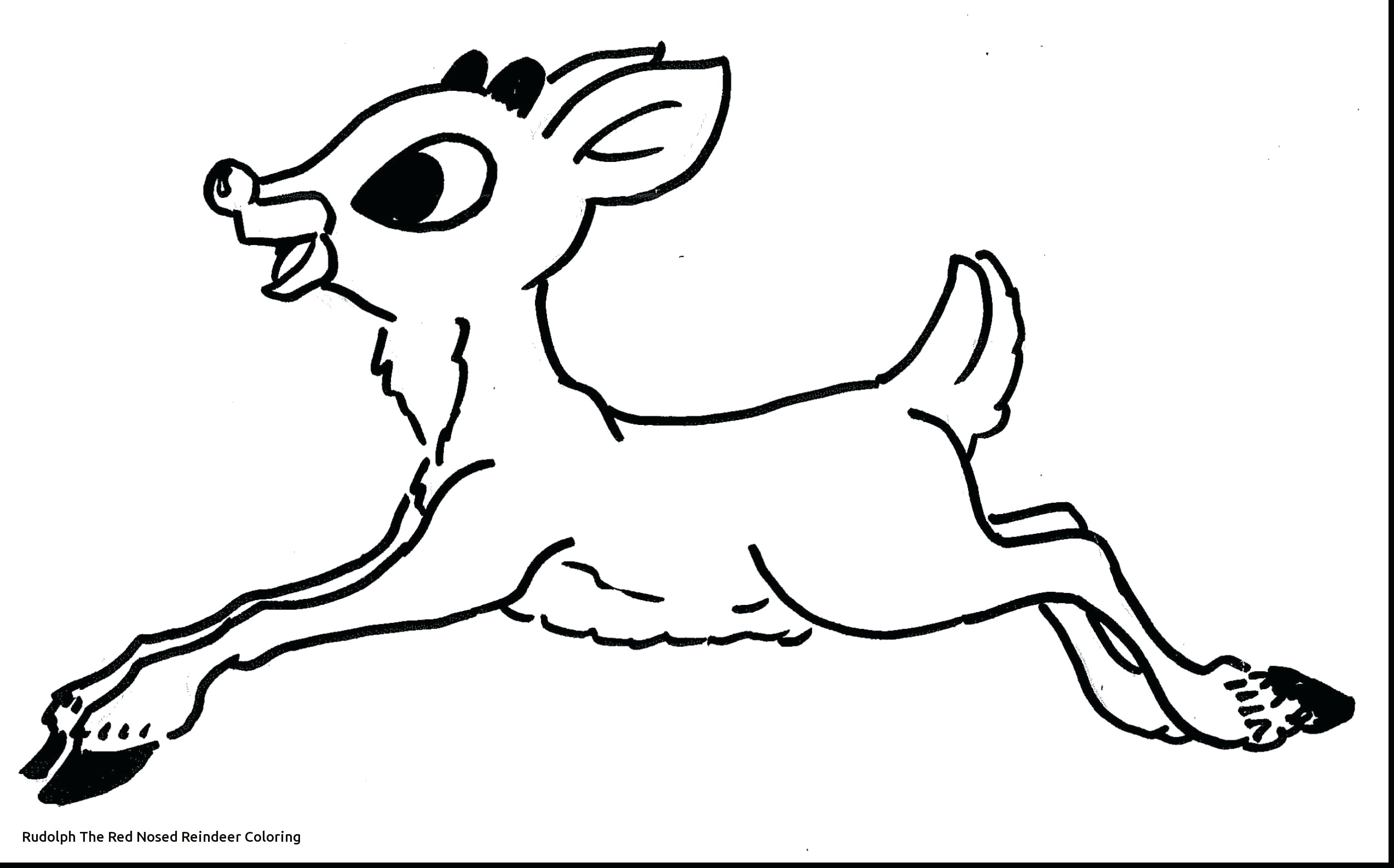 Santa And Rudolph Coloring Pages In Reindeer Coloring Pages Santa S 25 Xmas Online Books And