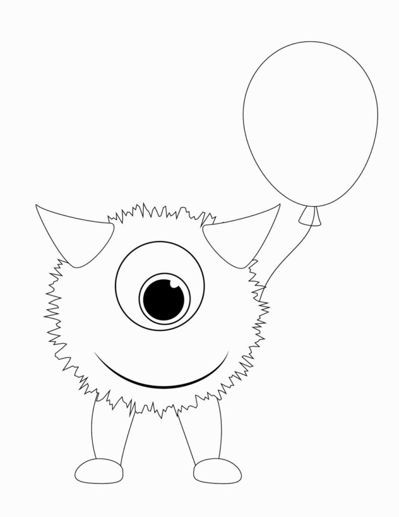 Sea Monster Coloring Pages Coloring Cookie Monster Coloring Sheet Free Printable Sea Pages