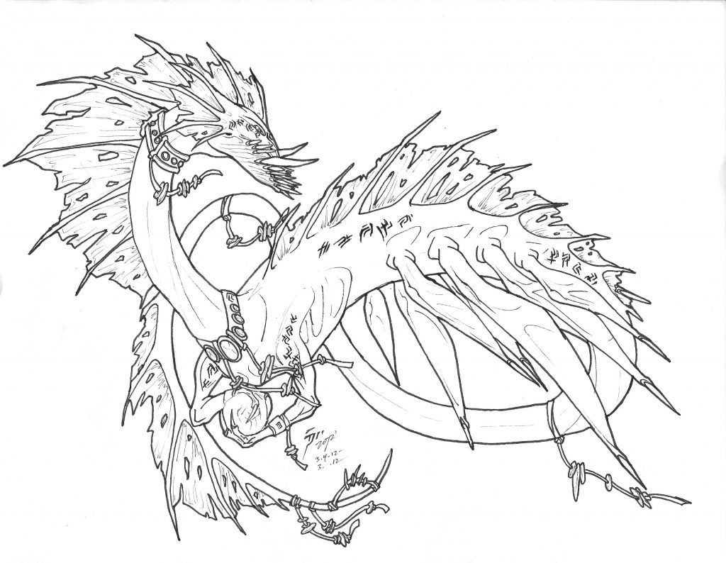 Sea Monster Coloring Pages Sea Serpent Drawing At Paintingvalley Explore Collection Of