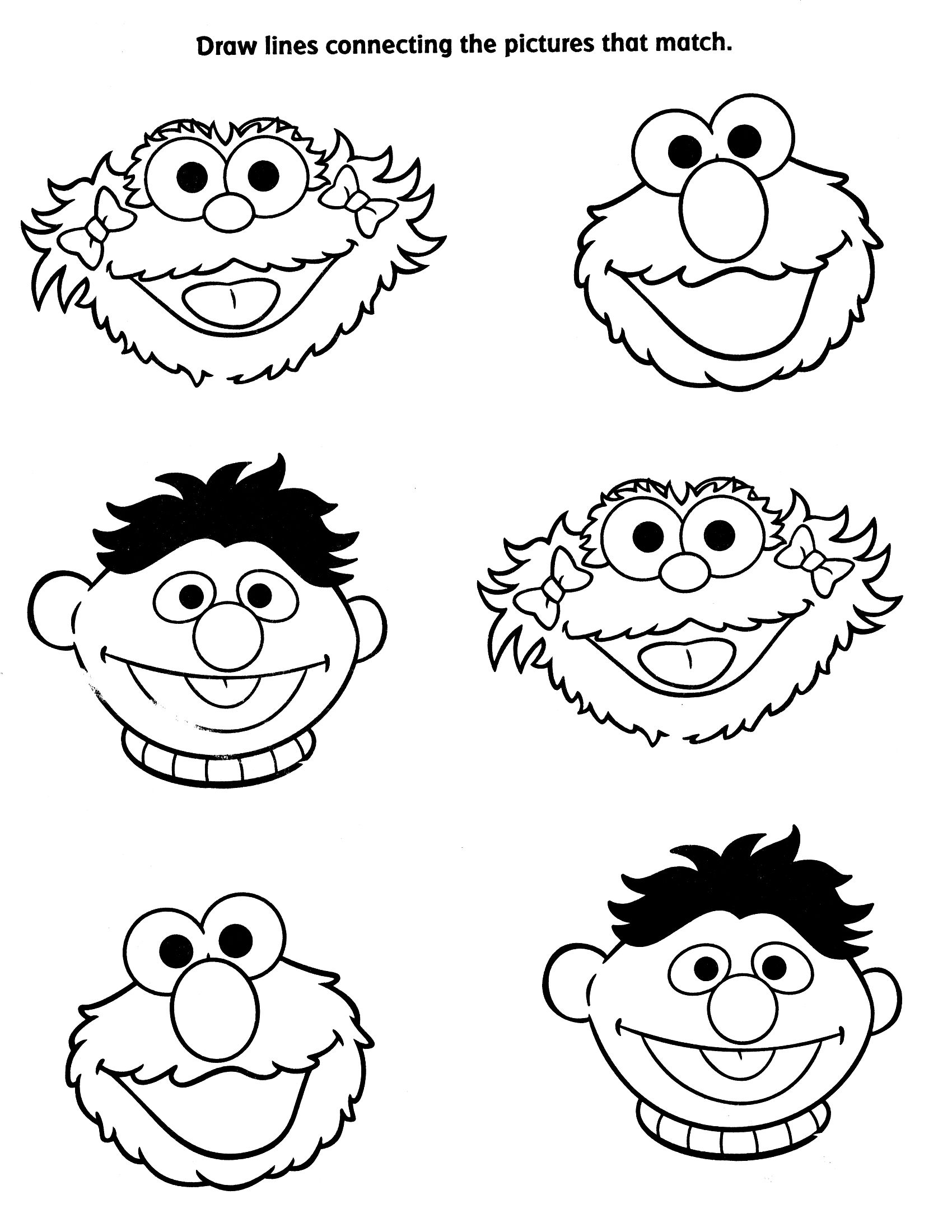 Sesame Street Sign Coloring Page Sesame Street Paintings Search Result At Paintingvalley