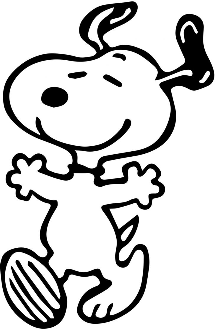 Snoopy And Woodstock Coloring Pages Coloring Snoopy Coloring Pages Fall For Thanksgiving Halloween