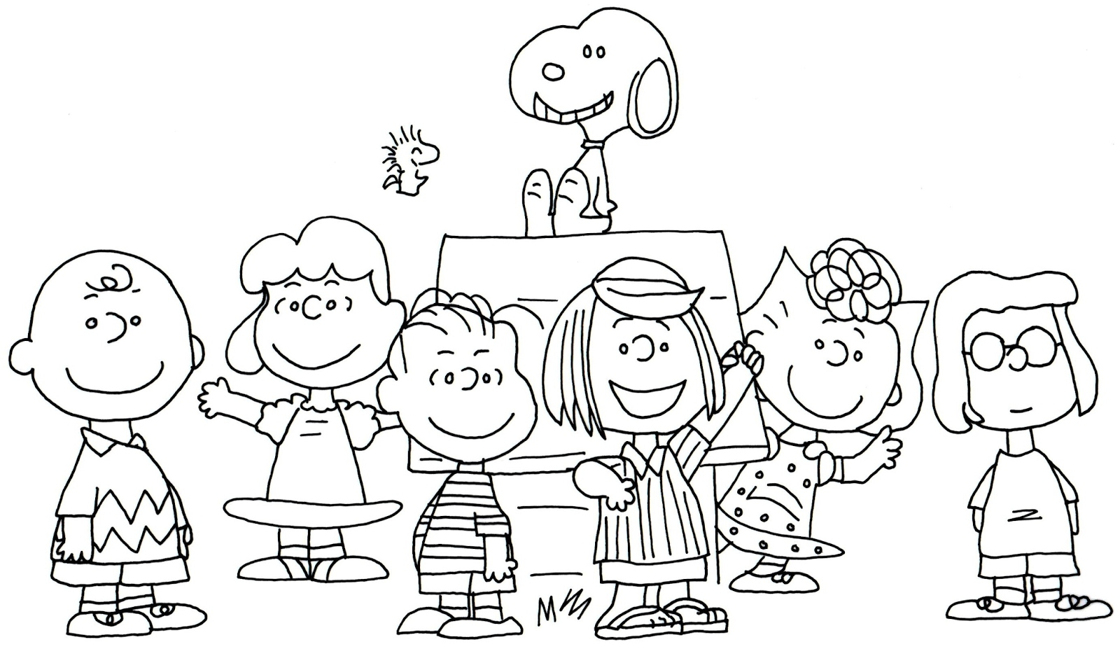 Snoopy And Woodstock Coloring Pages Snoopy Woodstock Coloring Pages Print Coloring