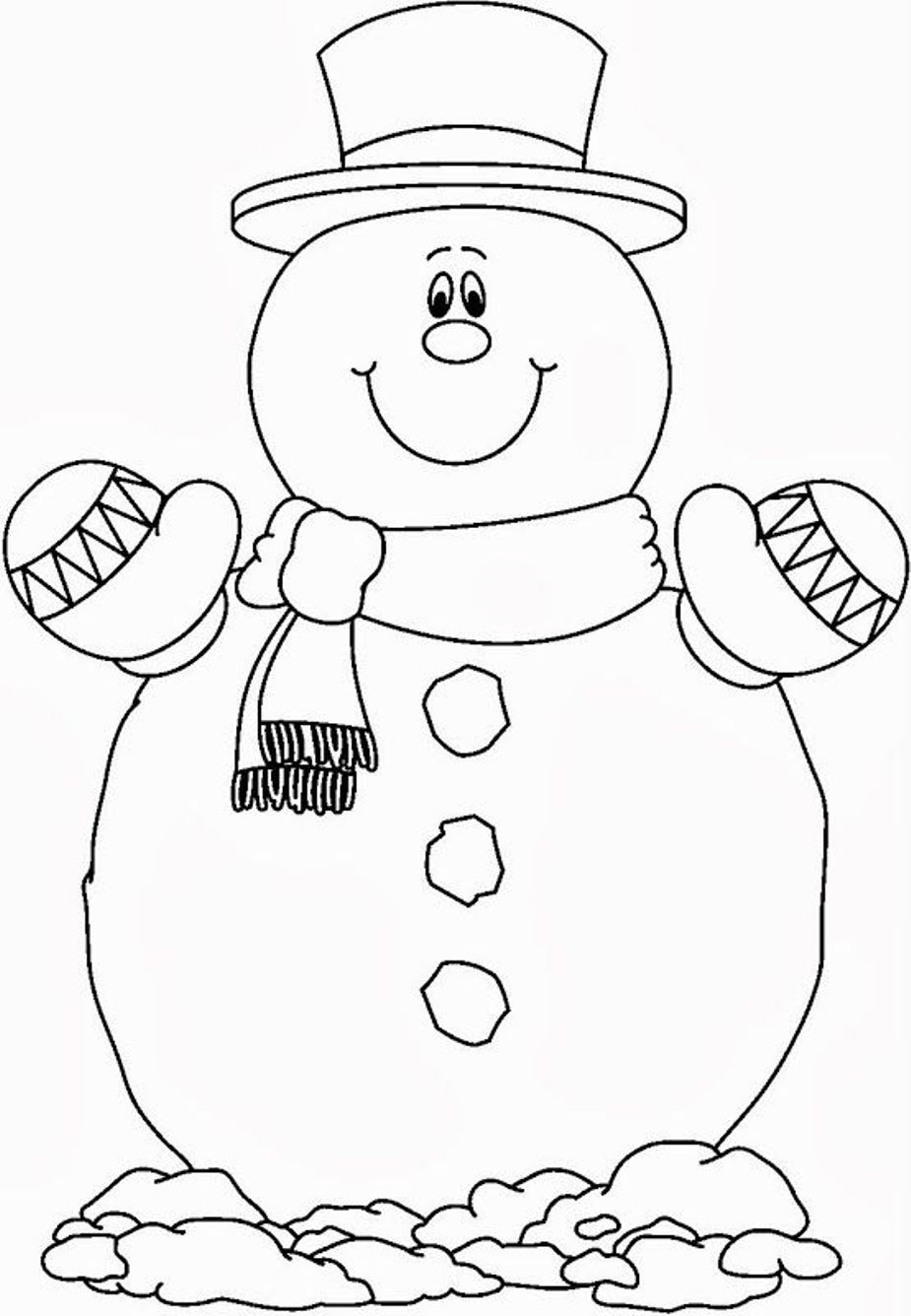 Snowmen Coloring Pages Coloring Ideas Frosty The Snowman Coloring Pages Phenomenal Ideas