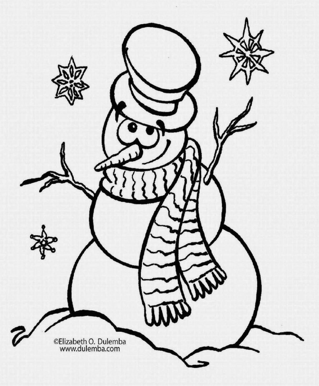 Snowmen Coloring Pages Coloring Page Snowmen Coloring Pages Snowman Color Sheet Free For